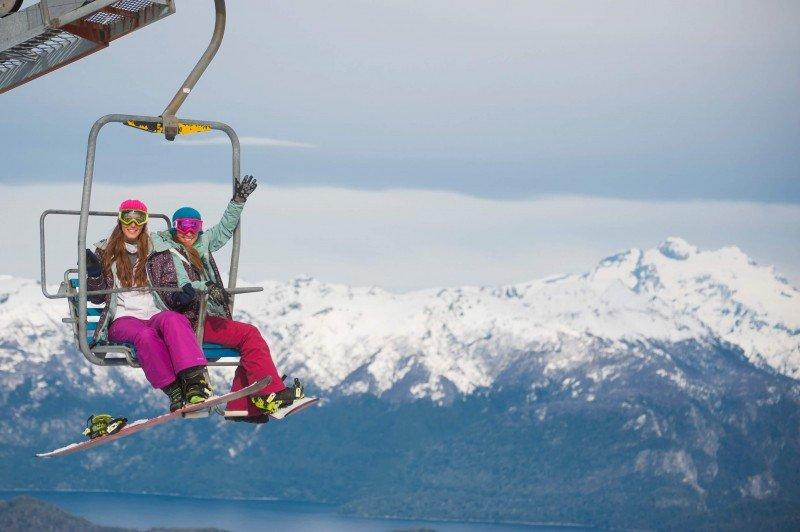 Los destinos de esquí con mejor reputación online del Hemisferio Sur
