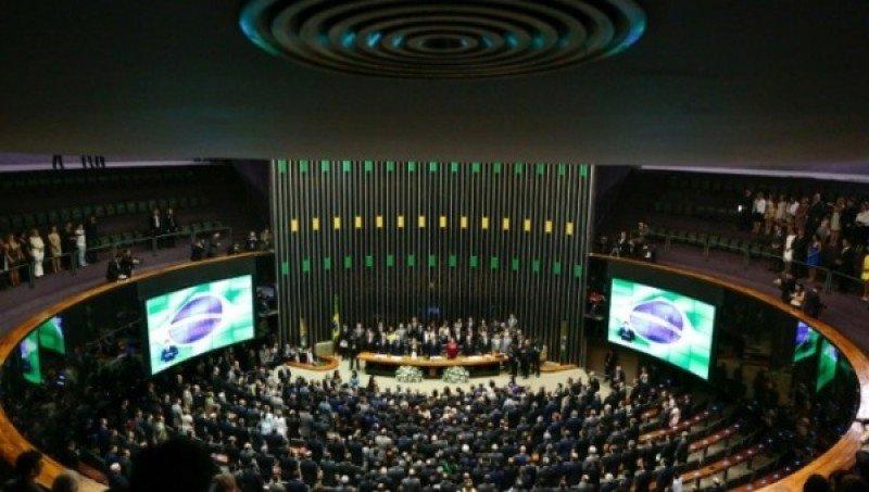 Cámara de Diputados de Brasil. Foto: Telesur.