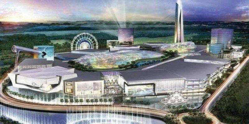 Proyecto del complejo American Dream Miami.