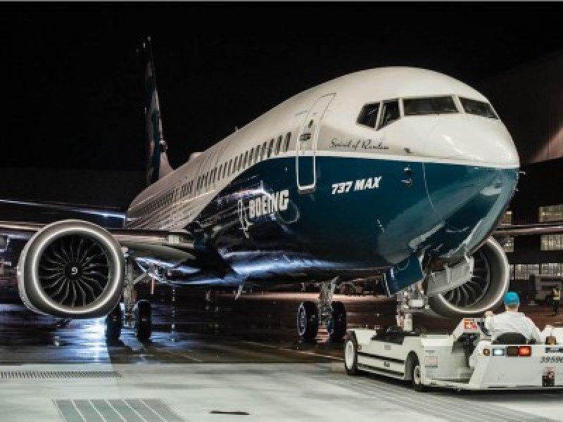 Boeing presentará su 737 MAX en el Salón Aeronáutico de Farnborough