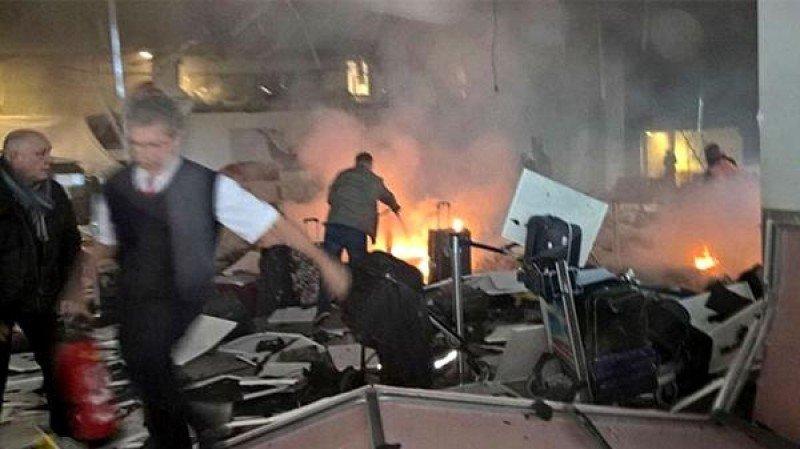 Atentado en Turquía: al menos 30 muertos en el Aeropuerto de Estambul