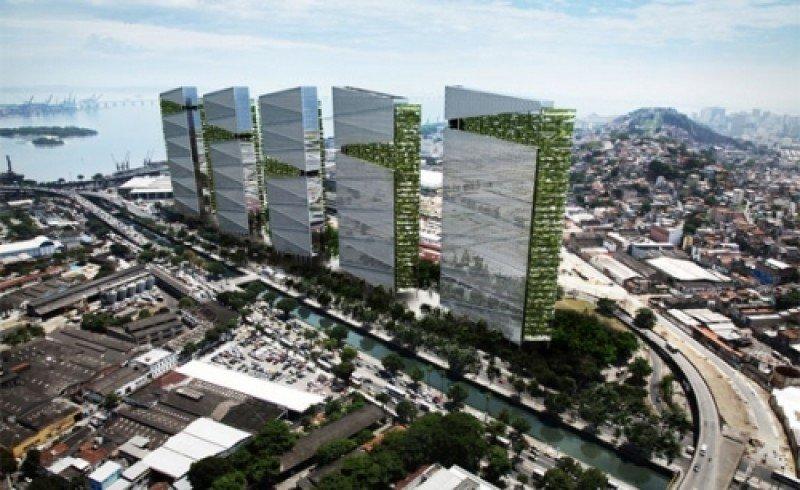 Las torres de Donald Trump en Rio de Janeiro