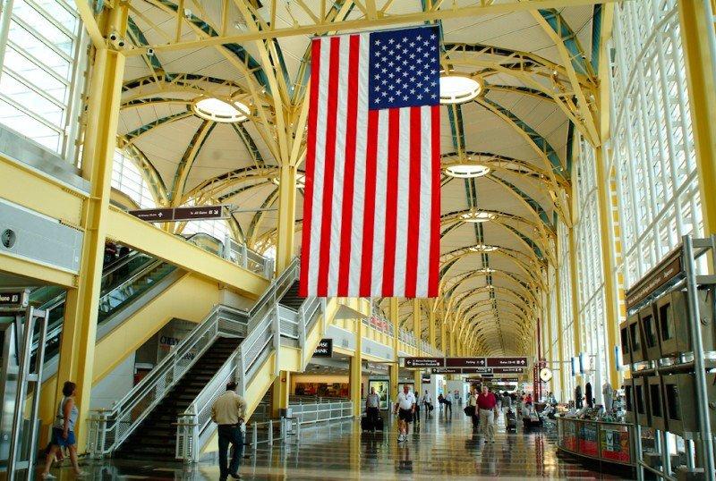 Aeropuerto Nacional Ronald Reagan.