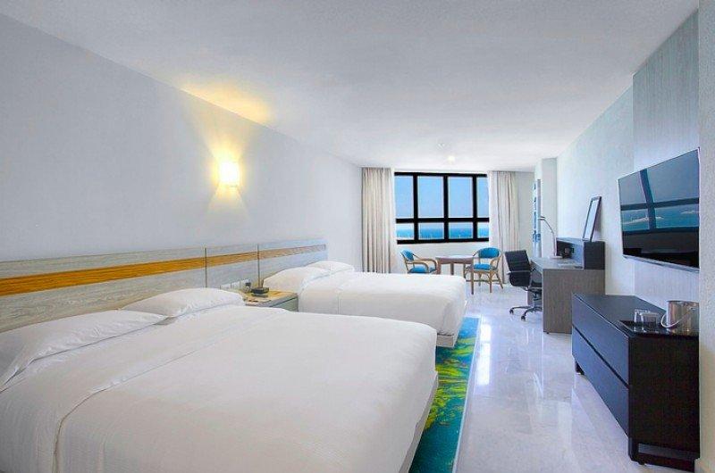 Hilton Worldwide abrió su hotel número 42 en México