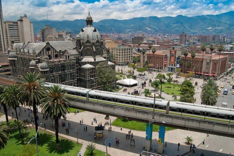 Tradición y modernidad, el sello de Medellín.