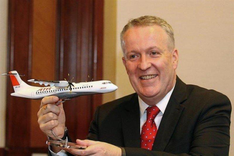 Malaysia Airlines ha promovido al cargo de CEO al actual director general de Operaciones (COO) d ela compañía, Peter Bellew.