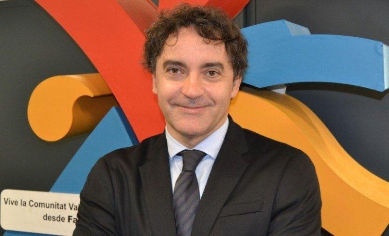 Francesc Colomer, secretario de Turismo de la Comunidad Valenciana.