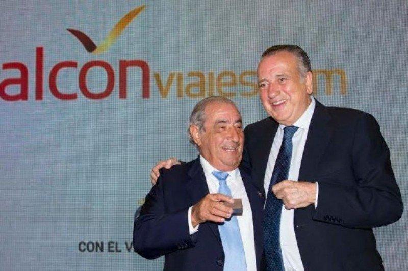 Juan José Hidalgo y Fernando Roig.
