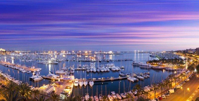 Palma ciudad ofrece casi 8.000 plazas hoteleras, a las que se sumarán las de 10 nuevos hoteles boutique actualmente en proyecto.