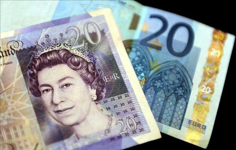 La libra esterlina registra su valor más bajo desde hace 30 años