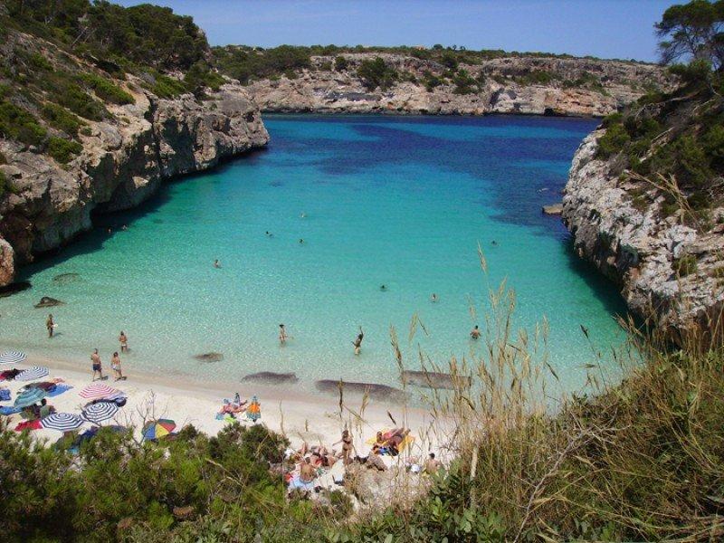 Las reservas de viajes para las vacaciones de verano aumentan un 10%. Las Islas Baleares, uno de los destinos más demandados.