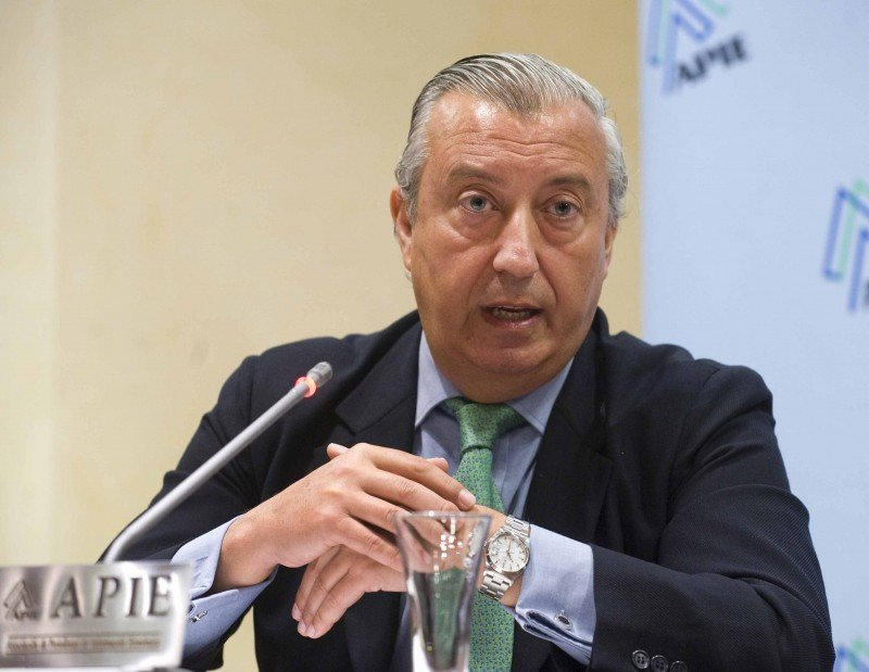 Julio Gómez-Pomar, secretario de Estado de Infraestructuras, Transporte y Vivienda.