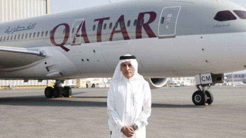Qatar Airways se hará con el 10% de LATAM Airlines