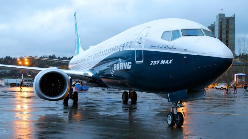 Air Europa y Boeing formalizan el pedido de los 20 B737 MAX 8