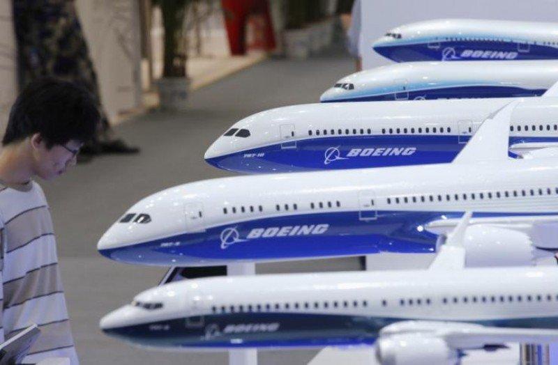 La flota aérea mundial se duplicará en 20 años, según Boeing