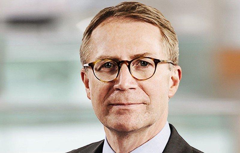 Lufthansa ficha un nuevo jefe de Finanzas, Ulrik Svensson, actual CEO de la empresa Melker Schörling.