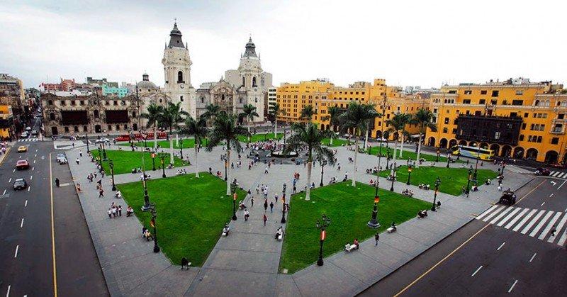 Las oportunidades de negocio van más allá de Lima (en la imagen), aunque la capital concentra más de la mitad de los proyectos de nuevos hoteles.