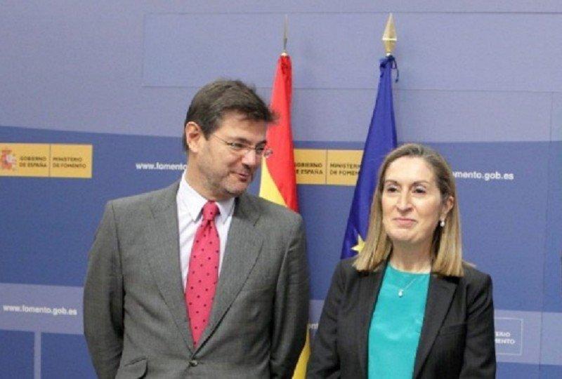 Rafael Catalá, nuevo ministro de Fomento