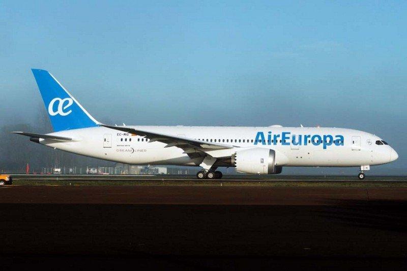 Air Europa volará a dos destinos en el norte de Honduras