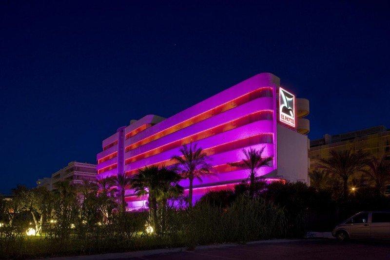 Hotel Pacha Ibiza.