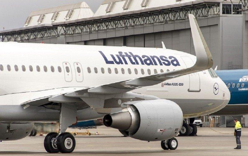 Lufthansa: caída notable de las reservas de vuelos de largo radio a Europa