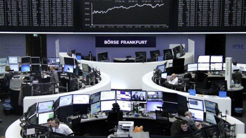 Desplome aéreo en la Bolsa tras advertencias de Lufthnsa y easyJet