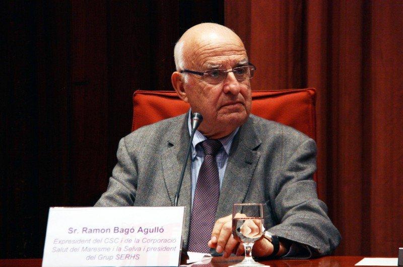 Ramon Bagó, fundador del grupo Serhs.