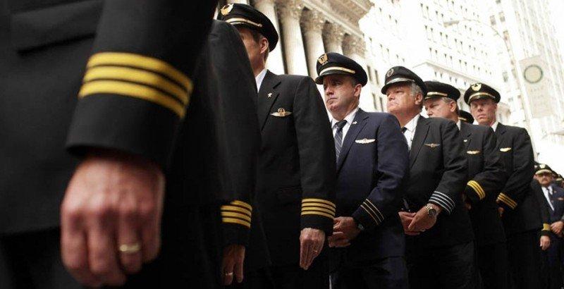¿Cuántos pilotos y gasto en mantenimiento necesita la industria aérea?  ¿Cuántos pilotos y gasto en mantenimiento necesita la industria aérea?