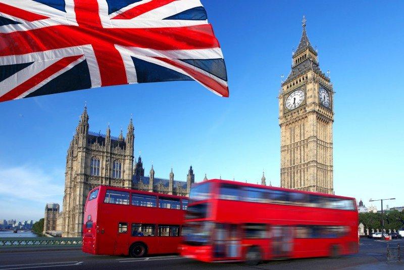 Los norteamericanos consideran el Reino Unido más seguro que Francia.