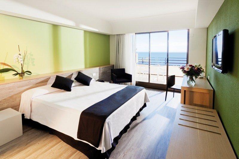 El hotel adquirido por Hispania en Tenerife se explotará como Occidental Lanzarote Playa.
