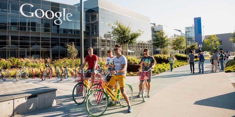 Próxima parada, Google: Silicon Valley se convierte en destino