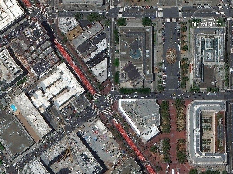 Uber utilizará imágenes satélite para optimizar su app