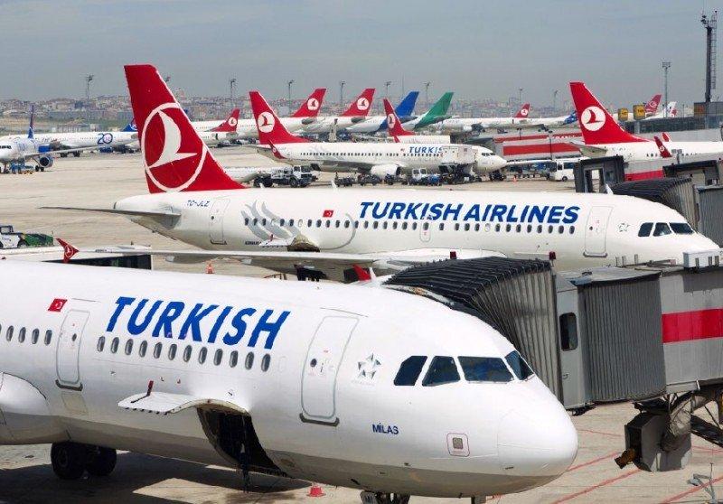 Turkish Airlines hace 'limpieza' en su plantilla: despide a 211 empleados