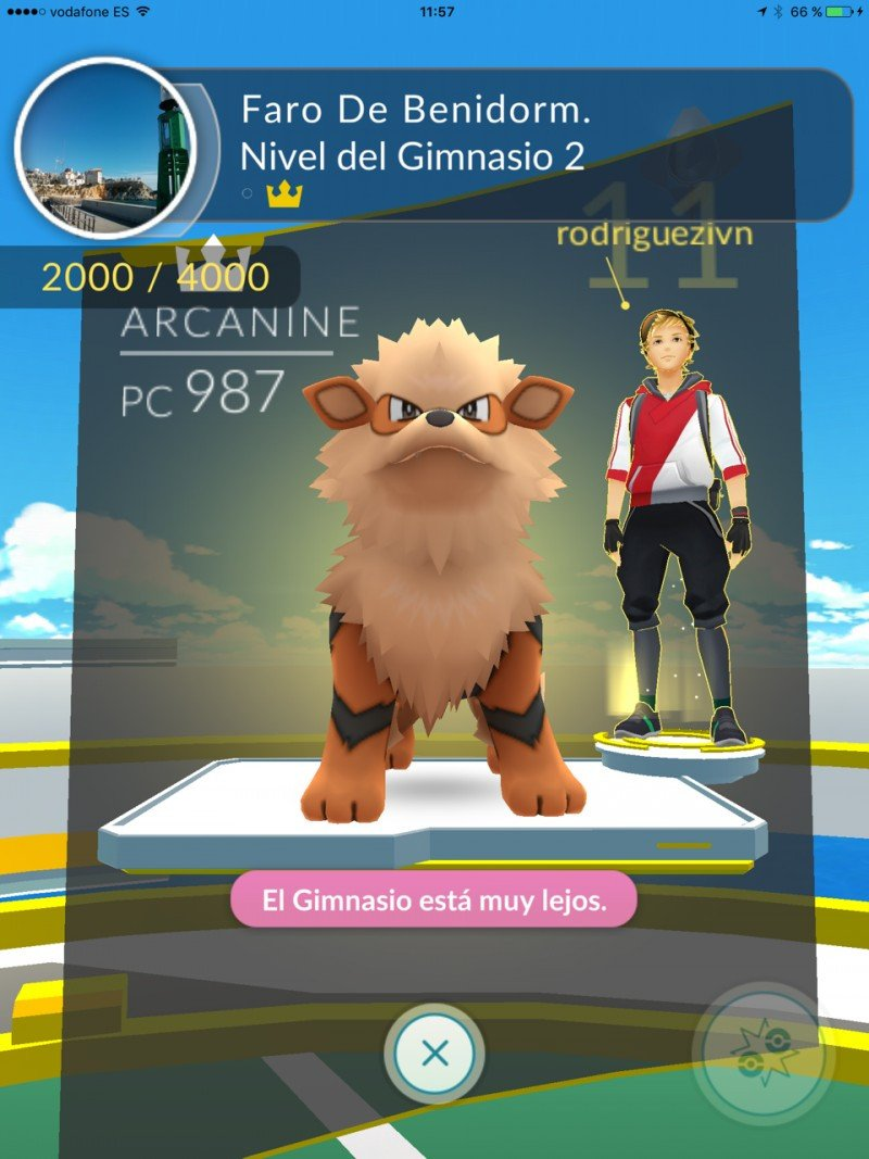 Benidorm no ha perdido ni un minuto en aprovechar el potencial turístico del juego Pokemon Go.