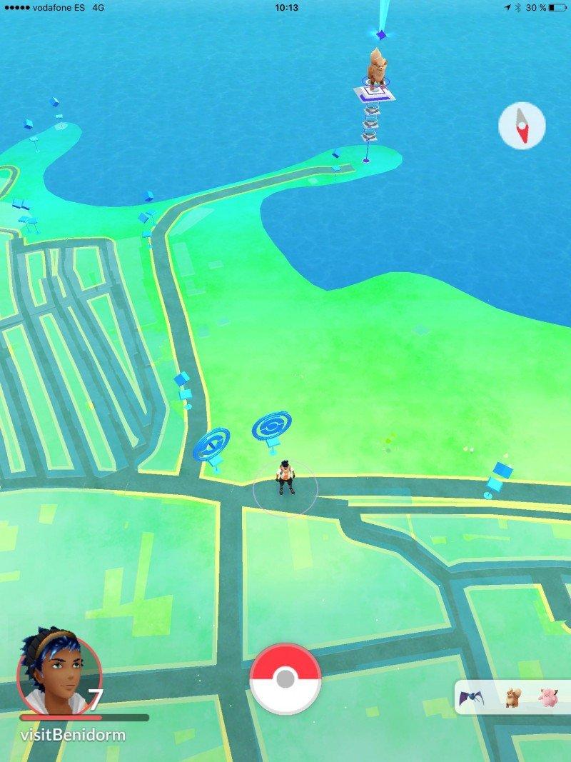 Pokémon Go, al rescate de los destinos maduros