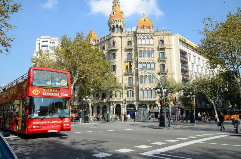 La banda tenía su sede en Barcelona.