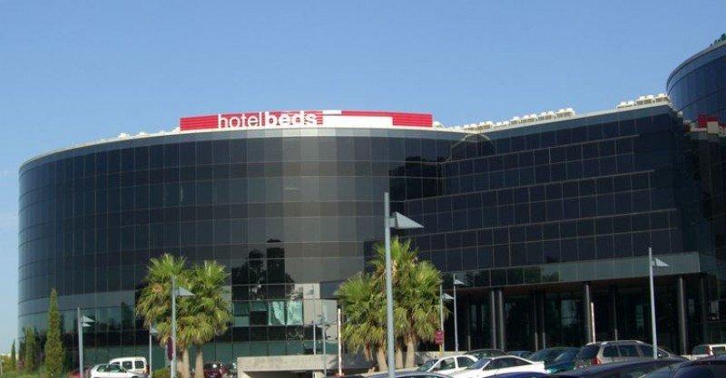 Sede de Hotelbeds en Palma de Mallorca.