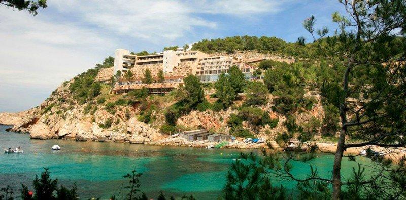 Hotel Galeón, en Ibiza.