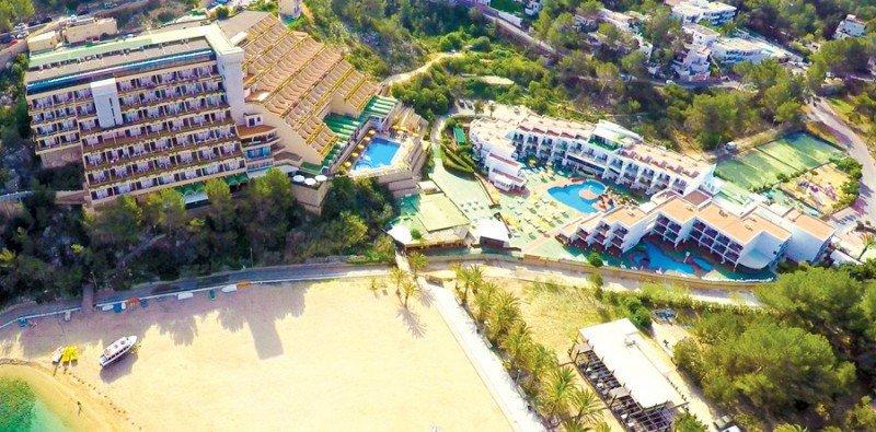 Hotel San Miguel, en Ibiza.