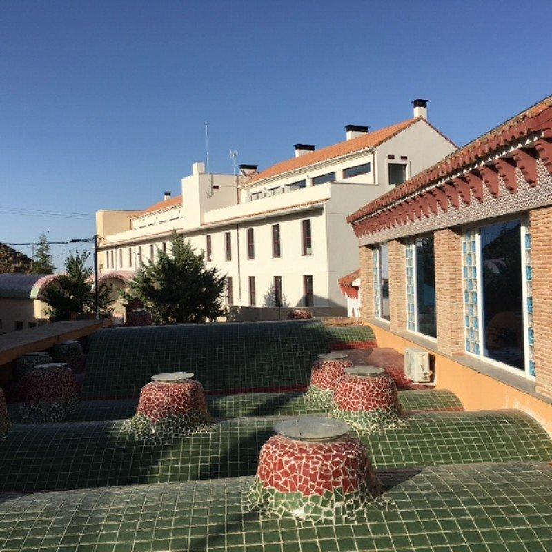 Relais Termal incorpora el Hotel Balneario de Graena