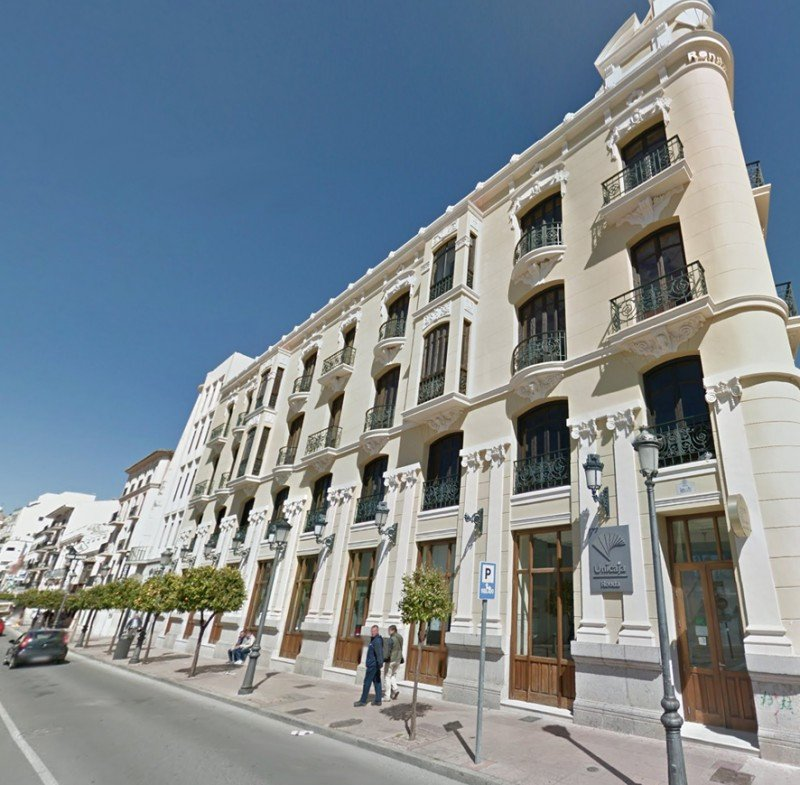 Inversión de 7 M € en un nuevo hotel de Catalonia en Ronda