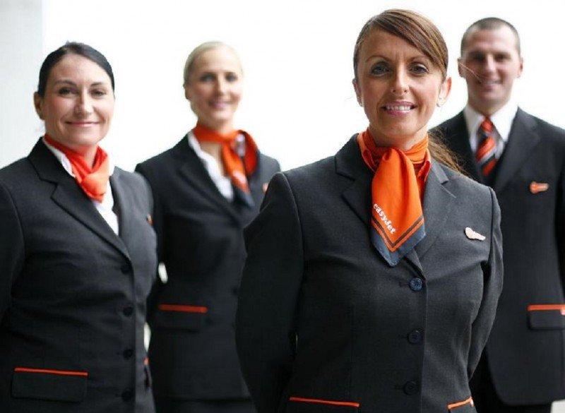 EasyJet contratará 80 tripulantes de cabina en España