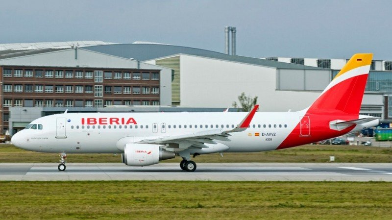 Iberia lanzará un ERE voluntario para 1.000 trabajadores