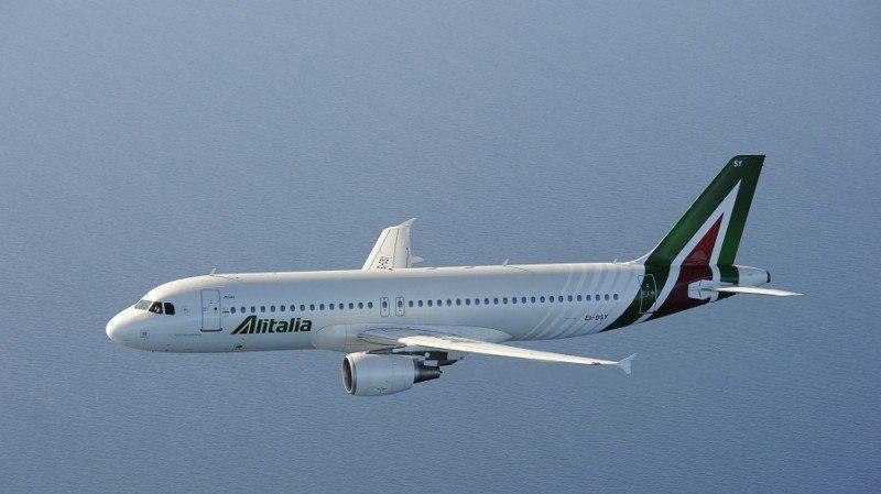Alitalia aumentará su oferta desde España en invierno