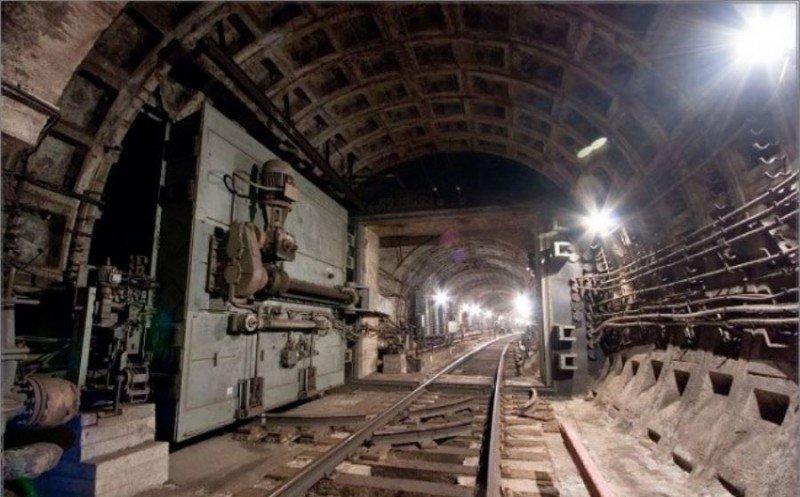 El Metro-2 de Moscú.