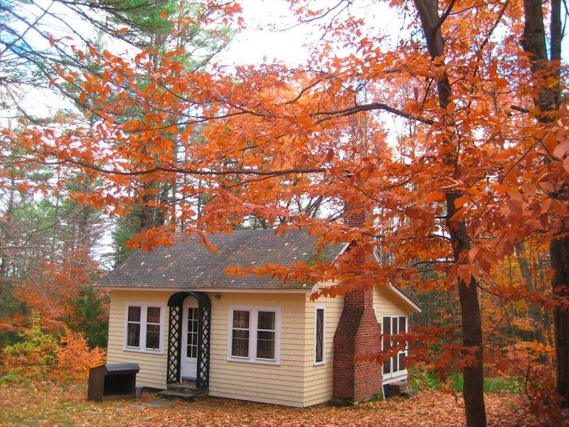 Colonia MacDowell Fellowship ubicado en Peterborough, Nueva Hampshire