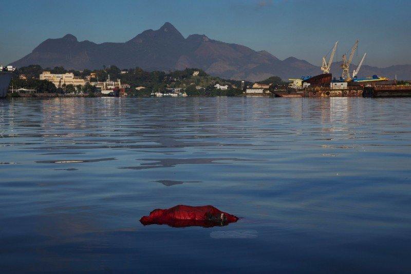 La contaminación es producida por todo tipo de restos. Foto: Lalo Almeida para The New York Times.