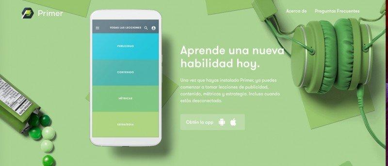 Google lanza aplicación para capacitar a PyMES en marketing digital
