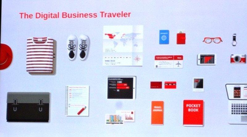 Preferencias y tendencias del viajero de negocios digital.