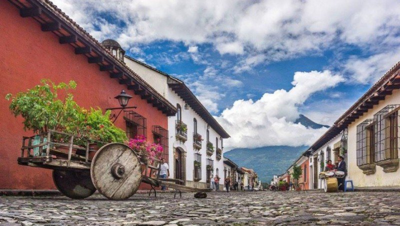 Crece el turismo de Europa en Guatemala
